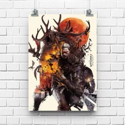 Постер Ведьмак