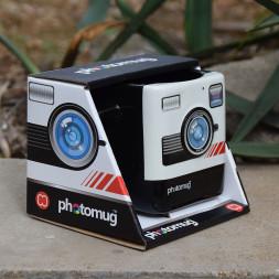 3D кружка Фотоаппарат