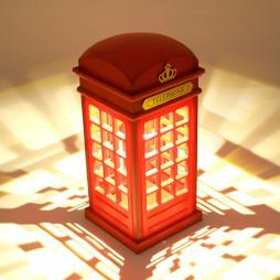 Светильник Телефонная будка