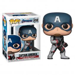 Фигурка Funko POP! Avengers Endgame: Captain America 450