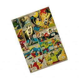 Обложка на паспорт Marvel