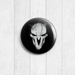 Значок круглый Reaper
