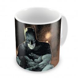 Кружка Бэтмен #1
