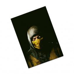Обложка на паспорт Scorpion