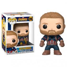Фигурка Funko POP Captain America 288