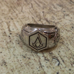 "Кольцо ""Assassin's Creed Syndicate"""