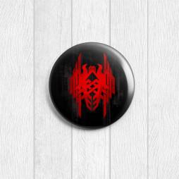 Значок круглый Dragon Age