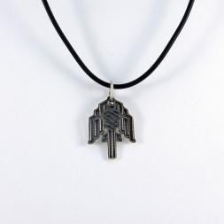 """Кулон """"Dragon Age"""" серебро 925"""