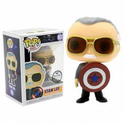 Фигурка Funko POP! Avengers Endgame: Stan Lee 03