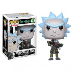 Фигурка Funko POP! Rick and Morty: Weaponized Morty 172
