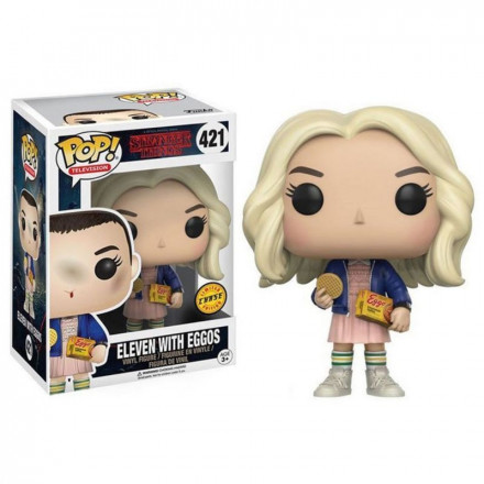 Фигурка POP Eleven with Eggos HotTopic