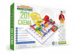 Конструктор ЗНАТОК 201 схема