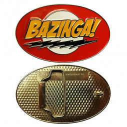 Пряжка для ремня Bazinga!