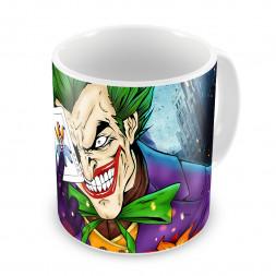 Кружка Джокер #5