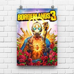 Постер Borderlands 3