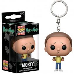 Брелок POP Morty