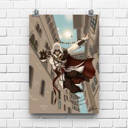 Постер Assassins Creed