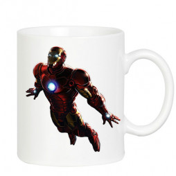 Кружка Iron Man