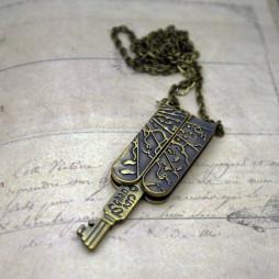 Кулон-ключ из сериала Гримм