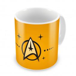 Кружка Star Trek