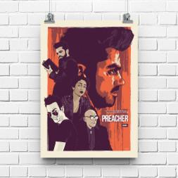 Постер Пастырь #2