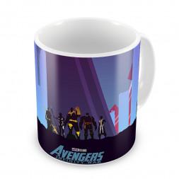 Кружка Avangers #2
