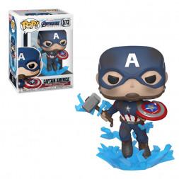 Фигурка Funko POP! Avengers Endgame: Captain America 573