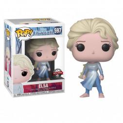 Фигурка Funko POP! Frozen 2: Elsa 597