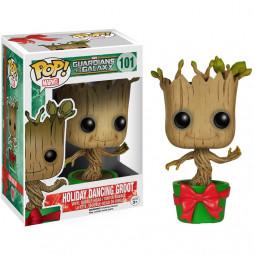 Фигурка FUNKO POP Holiday dancing Groot