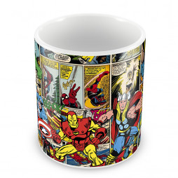 Кружка Marvel #2