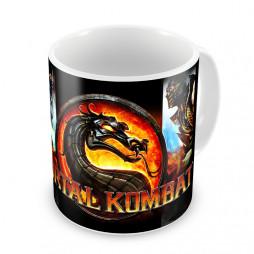 Кружка Mortal Kombat #2