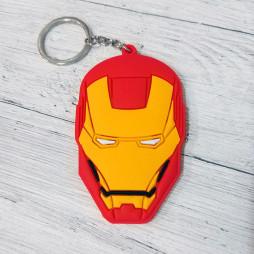 Брелок силиконовый Iron Man #2