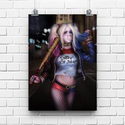 Постер Harley Quinn #2