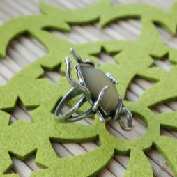 Кольцо Трандуила с камнем