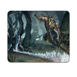 Коврик для мыши Mortal Combat #1