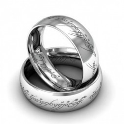 Кольцо всевластия Silver
