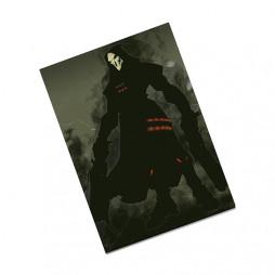Обложка на паспорт Reaper
