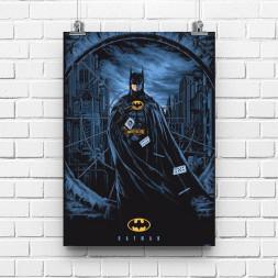 Постер Batman #1