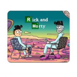 Коврик для мыши Рик и Морти #3