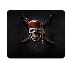 Коврик для мыши Пираты карибского моря