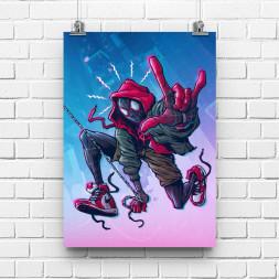 Постер Spiderman #2