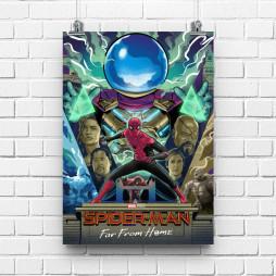 Постер Spiderman Far from home