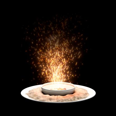 Набор для опытов ТРЮКИ НАУКИ Огненная метель