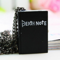 "Кулон-часы ""Death Note"""