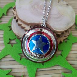 """Кулон """"Капитан Америка"""" new"""