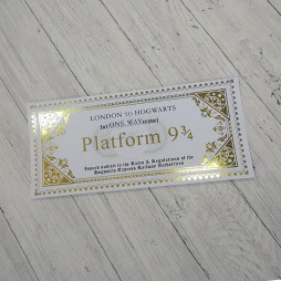 Билет до Хогвартса