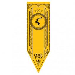 Флаг Дома Баратеонов