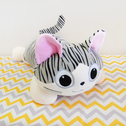 Мягкая игрушка полосатый Котик