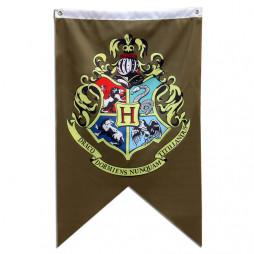 Флаг школы Хогвартс