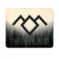 Коврик для мыши Twin Peaks